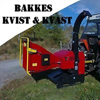 Logo 8) Bakkes Kvist & Kvast