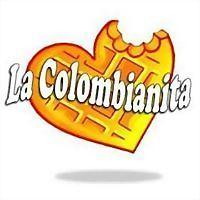 Logo 5) La Colombianita Waffles