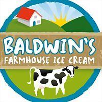 Logo 14) Baldwin's Farmhouse Ice Cream
