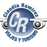 Logo 37) Viajes Y Turismo Claudia Ramirez