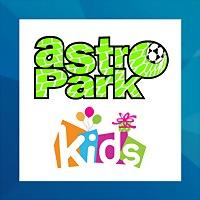 Logo 28) Astro Park Kids