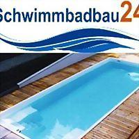 Logo 1) Schwimmbadbau24