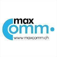 Logo 2) Agence Maxcomm