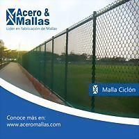 Logo 4) Aceros & Mallas S.a.s.