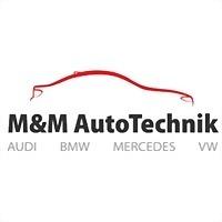 Logo 6) M&m Autotechnik, S.r.o. Náhradné Diely - Doplnky - Autodiely Audi, Bmw