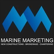 Logo 4) Marine Marketing