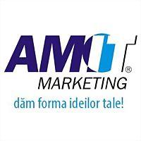 Logo 74) Amit Marketing
