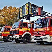 Logo 2) Feuerwehr Hattersheim Am Main