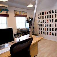 Logo 5) Addictive Media Design Studio