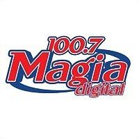 Logo 4) Magia 100.7 Fm