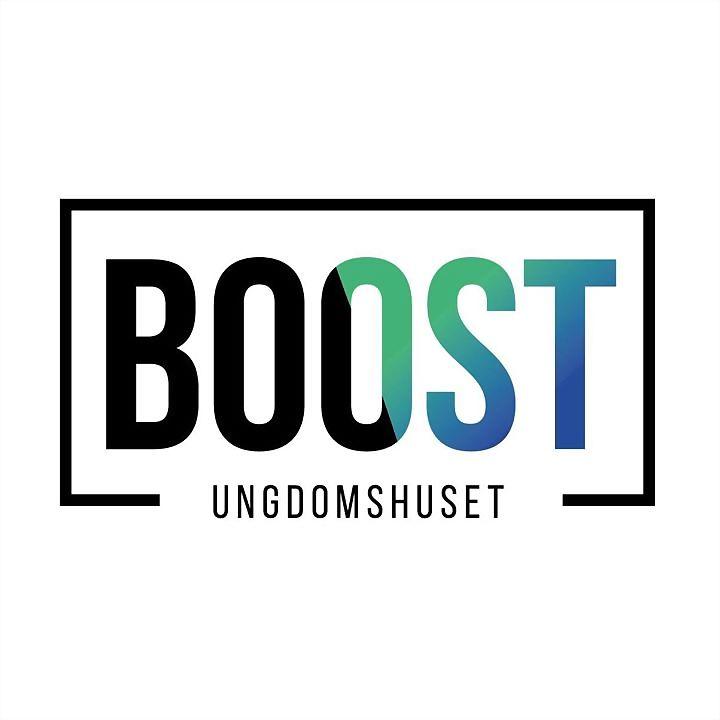 Logo 7) Ungdomshuset Boost