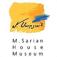 Logo 2) Martiros Sarian House-Museum