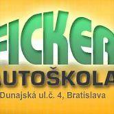 Logo 52) Autoškola Ficker
