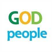 Logo 2) 갓피플 - Godpeople.com