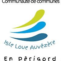 Logo 3) Cc Isle Loue Auvézère En Périgord - Ccilap