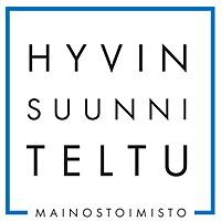 Logo 38) Mainostoimisto Hyvinsuunniteltu Ky