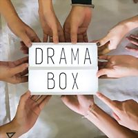 Logo 30) 戏剧盒 Drama Box