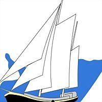 Logo 11) Zeilklipper Gouwzee