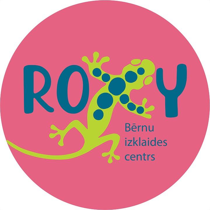 Logo 49) ROXY Bērnu izklaides centrs -  ROXY Детский развлекательный центр