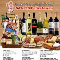 Logo 53) Santis Delicatessen