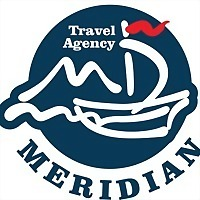 Logo 4) Meridian Travel Agency