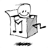 Logo 2) Musiklådans Friskola