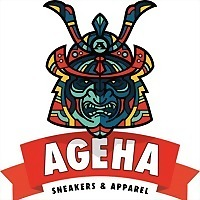 Logo 3) Ageha Shop アゲハ