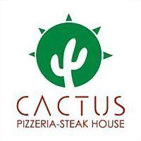 Logo 6) Cactus Pizzeria-Steak House