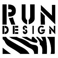Logo 12) Run Design