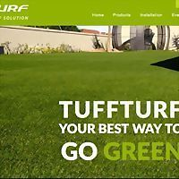 Logo 7) Tuffturf Artificial Turf