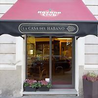 Logo 7) Casa Del Habano Milano