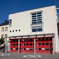 Logo 1) Service D'incendie Commune De Hesperange