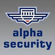 Logo 18) Alpha Security Sicherheitsdienste Ag