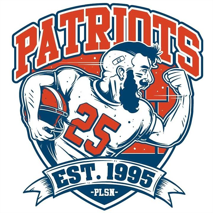 Logo 40) Pilsen Patriots