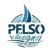 Logo 3) Pelso Design