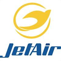 Logo 2) Jetair.vn - Vé Máy Bay