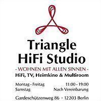 Logo 11) Triangle Hifi Studio
