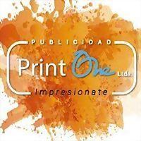 Logo 3) Printone Ltda
