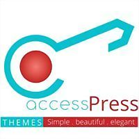 Logo 6) Accesspress Themes