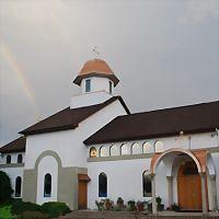 Logo 4) Biserica Sfanta Maria Dallas