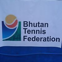 Logo 5) Bhutan Tennis Federation(Jti)