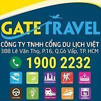 Logo 4) Cổng Du Lịch Việt - Gatetravel.vn