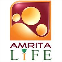 Logo 49) Amrita Life Ayurvedic Healthcare