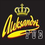 Logo 40) Aleksandri Pub