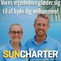 Logo 4) Suncharter