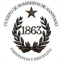 Logo 9) Cuerpo De Bomberos De Santiago