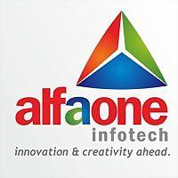 Logo 28) Alfaone Infotech