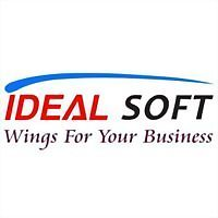 Logo 2) Ideal Soft