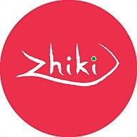 Logo 42) Zhiki Sushi