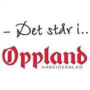 Logo 2) Oppland Arbeiderblad